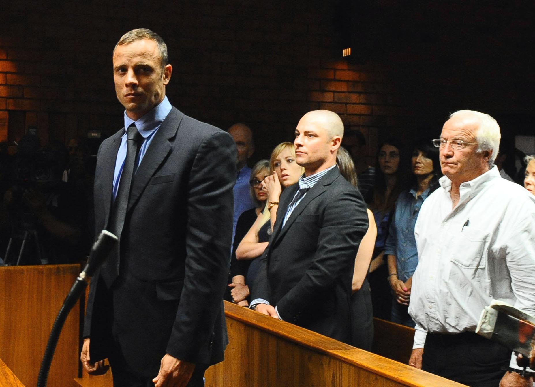 Oscar Pistorius satire