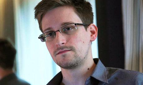 Edward Snowden satire