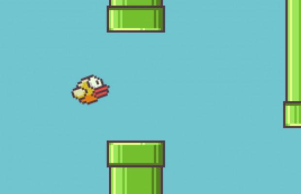flappy bird satire