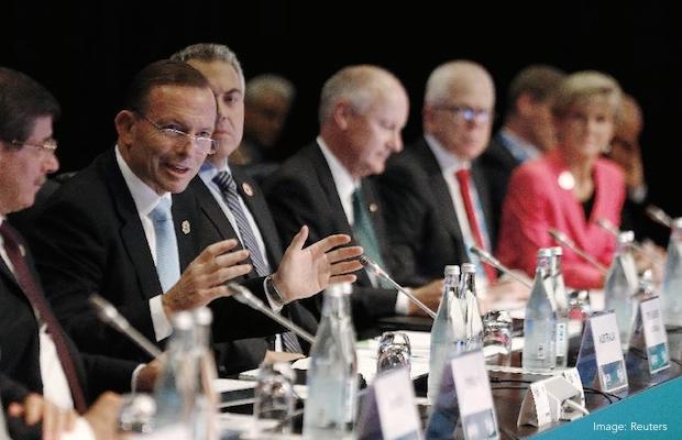 tony abbott g20