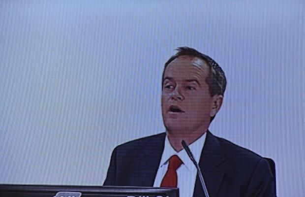bill shorten royal commission