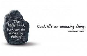coal is amazing