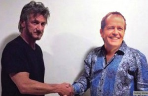 sean penn and bill shorten