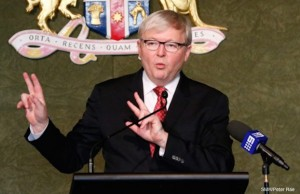 Kevin Rudd tony abbott