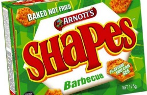 BBQ Shapes