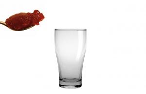 jam beer glass