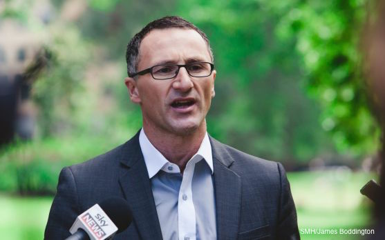 richard di natale cannabis