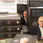 Turnbull Spends $1.7 Million Buying Copies Of His Autobiography